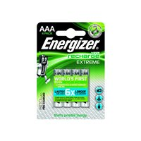 ENERGIZER Blister4 Pilas Recargables HR03 Extreme AAA 800 E300624400, (1 u.)