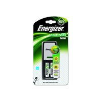 ENERGIZER Cargador Mini Audio Charger + 2AAA 850 mAH Incluidas E300321300, (1 u.)