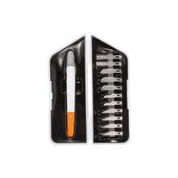 FISKARS Kit de Escalpelo Artístico Premium de Precisión. 11 cuchillas surtidas 1024384, (1 u.)