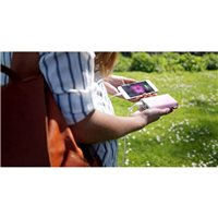 FRESH 'N REBEL Powerbank 9000 mAh Cupcake, batería recargable rosa pastel 2PB3000CU, (1 u.)