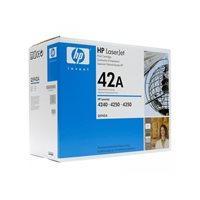 HP Toner Laser 42A Negro  Q5942A, (1 u.)