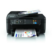 EPSON Impresora multifunción tinta WorkForce WF-2760DWF colour/wifi/black C11CF77402, (1 u.)