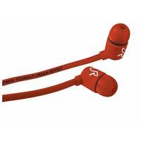 TRUST Auriculares Duga In-Ear con cable micrófono intraural rojo 19881, (1 u.)