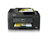 BROTHER Impresora  multifunción tinta MFC-J6530DW color 22 ppm/4800 x 1200 ppp/Wifi/Negro, (1 u.)
