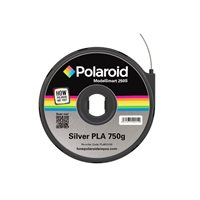 POLAROID Cartucho de filamento plateado 750G PLA PL-6013-00, (1 u.)