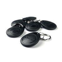 SAFESCAN Pack de 25 llaves RFID para equipos de control de acceso y presencia., (1 u.)