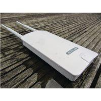 SITECOM Extensor de rango Wi-Fi N300 exterior carcasa impermeable 300 Mbps blanco WLX-2100, (1 u.)