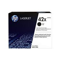 HP Toner Laser 42X Negro  Q5942X, (1 u.)
