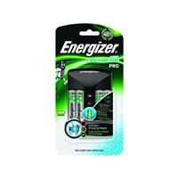 ENERGIZER Cargadores de pilas Inteligent Charger AA/AAA 4 pilas Alimentación Red 639837, (1 u.)