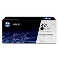 HP Toner Laser 49A Negro  Q5949A, (1 u.)