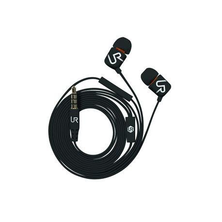 TRUST Auriculares Duga In-Ear con cable micrófono intraural negro 19878, (1 u.)