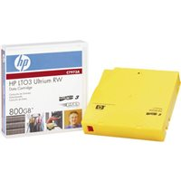 HEWLETT PACKARD Cartucho de datos Ultrium LTO-3 400/800 GB C7973A, (1 u.)