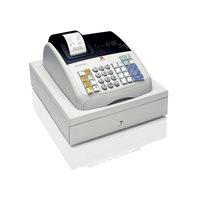 OLIVETTI Caja registradora ECR 7700 Plus alfanumérica térmica/VFD/blanca B4866000, (1 u.)