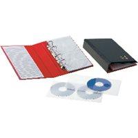 PARDO Recambio 10 fundas CD/DVD con capacidad para 20 CDs 2182, (1 u.)