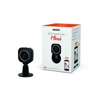 SITECOM Mini cámara Home wifi HD 720P visión nocturna 5 metros negro WLC-1000, (1 u.)