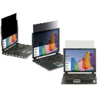 3M Filtro de privacidad para portátiles de 12,1'' panonámica negro 98044054082, (1 u.)