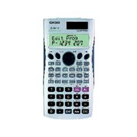 CASIO Calculadora cientifica Científica 10+2 dígitos y 2 lineas Programable FX-3650P, (1 u.)