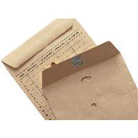 GALLERY Bolsas Caja 250 u 250X353 Kraft natural verjurado. 112 G correo interno 05/08953P, (1 u.)