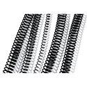 GBC Espirales Caja 100 ud Negro 10mm Plástico 9665920, (1 u.)