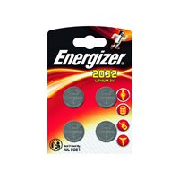 ENERGIZER BLISTER 4 PILAS CR2032 637762, (1 u.)