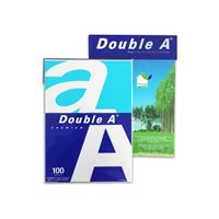 DOUBLE A PAQUETE 100 HOJAS A4 80G A4REAM100HJ, (24 u.)