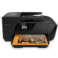 HP Impresora multifunción OfficeJet 7510WF A3/4800 x 1200 ppp/15 ppm/Negra G3J47A, (1 u.)