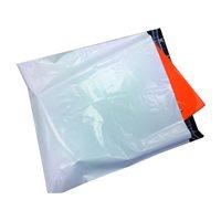 NO BRAND bolsas plasticas para envios, opacas con cierre autoadhesivo medida 250x350, (1 u.)