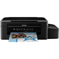 EPSON Impresora multifunción tinta Ecotank ET-2500 color/33ppm/wifi/negra C11CE92402, (1 u.)