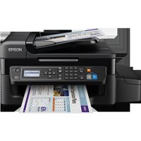 EPSON Impresora multifunción tinta Ecotank ET-4500 color/33ppm/wifi/negra C11CE90402, (1 u.)