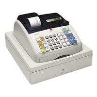 OLIVETTI Caja registradora ECR 7100 numerica/LCD/blanca B5369001, (1 u.)