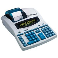 IBICO Calculadora sobremesa impresion 1491X 14 digitos Impresión 10lineas/seg IB404207, (1 u.)