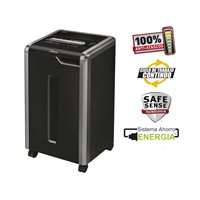 FELLOWES Destructora 325ci 83L Partículas 4x38 mm Capacidad 22h. 460x510x880 mm 4632001, (1 u.)