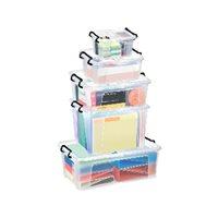 CEP Caja almacenamiento 397X498X202 24L Transparente 2006730110, (1 u.)
