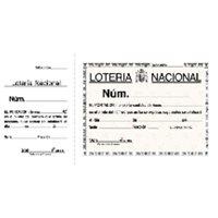 MARINO Talonario Loteria 210X105 mm Original Apaisado 4092, (10 u.)