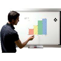 BI-OFFICE Pizarra electronica Expression 90x120 cm Rotuladores de borrado en seco EXP050301, (1 u.)
