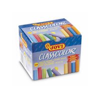 JOVI Tizas Caja 10 ud Colores surtidos 1020, (1 u.)