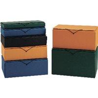 PARDO Carpetas proyecto 350X245X30 Verde Con gomas 963104, (20 u.)