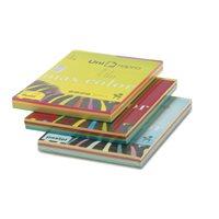 UNI-REPRO MAX COLOR Papel multifunción color 200h 80 g. A4 Surtido pastel 49240, (12 u.)