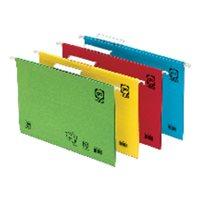 GIO Carpeta colgante Folio Lomo V Visor Superior Carton 400021955, (1 u.)
