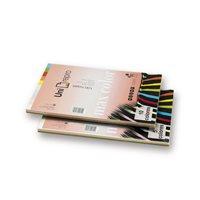 UNI-REPRO MAX COLOR Papel multifunción color 100h 80 g. A4 Surtido intenso y palidos 49292, (22 u.)