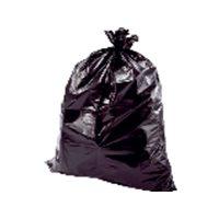 BUGA Bolsas de basura Paquete 25 ud 540X600 Negra 15428, (1 u.)