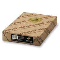 LETTURA Papel reciclado 100% multifunción 500 h 80 g A4 49889, (5 u.)