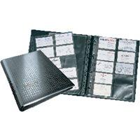 DURABLE Tarjetero Visifix Centium 315x255 Para 400 tarjetas 12 separadores 175759, (1 u.)