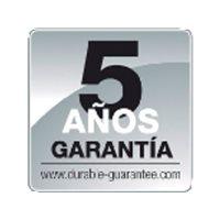 DURABLE Funda con Pivotes Sherpa A4 Gris 5606 -10, (5 u.)