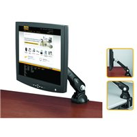 FELLOWES Brazo para monitor TFT 21'' Office Suites negro 8034401, (1 u.)