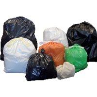 BUGA Bolsas de basura Paquete 10 ud 800x1050 Negra 15443, (1 u.)