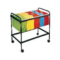 GIO Carro portacarpetas 100 ud A4 y folio 690X670X400 400021833, (1 u.)