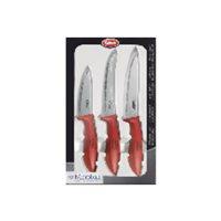 SNMA Cuchillos de cocina Pack 3 ud 89, 115 y 127 mm CL-80000, (1 u.)