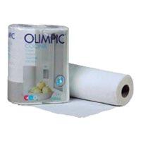 IBERLIM Rollo papel de cocina Olimpic Pack 48ud 10,2m Doble capa 18648, (1 u.)