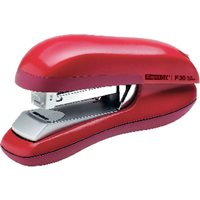 RAPID Grapadora F30 Flat-clinch 30 Hojas Rojo 55 mm 23256502, (1 u.)